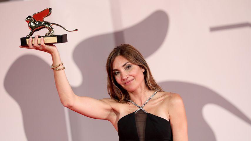 Audrey Diwan bei den Internationalen Filmfestspielen in Venedig im September 2021