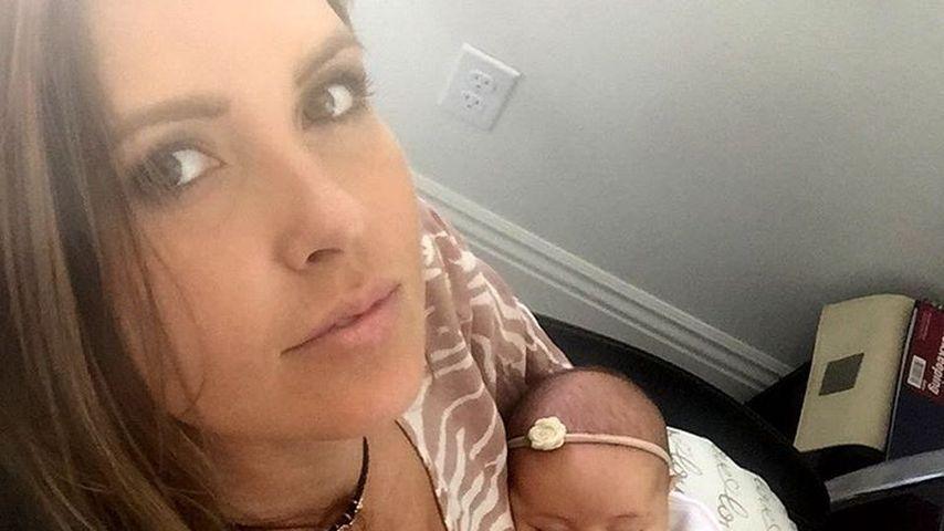 Audrina Patridge: Stillen war schmerzhafter als die Geburt!