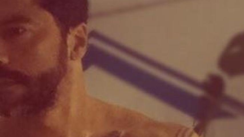 Nackte Tatsachen: Aurelio Savina lässt alle Hüllen fallen