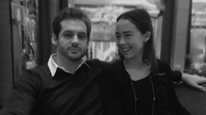 Wie im Bilderbuch: Aurora & Stiefpapa Tomaso als Dream-Team