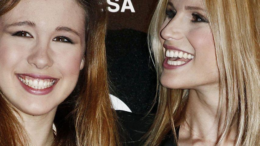 Aurora & die Boys: Jetzt spricht Michelle Hunziker