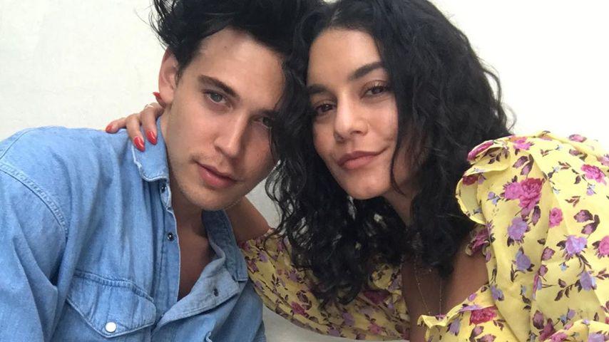 Austin Butler und Vanessa Hudgens im August 2019