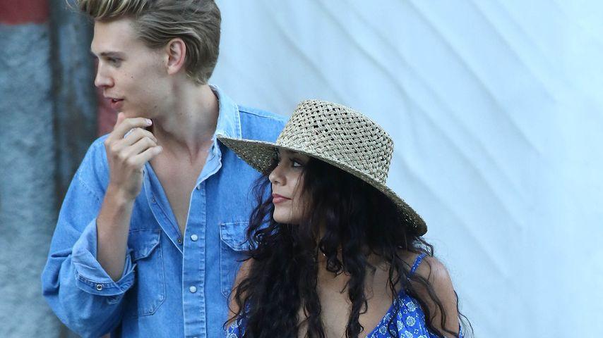 Austin Butler und Vanessa Hudgens im Italien-Urlaub