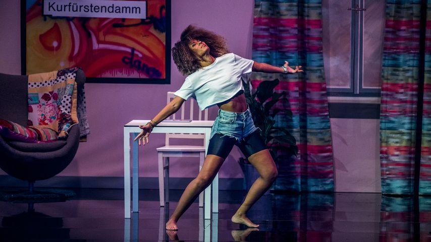 "Avelina Boateng bei ""Deutschland tanzt!"