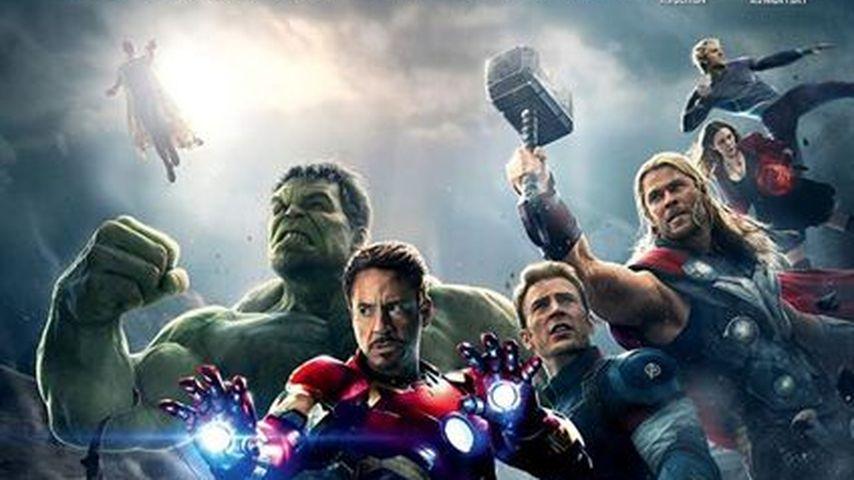 "Filmplakat von ""Avengers: Age of Ultron"""