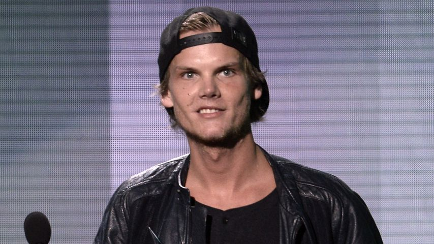 Avicii bei den American Music Awards 2013