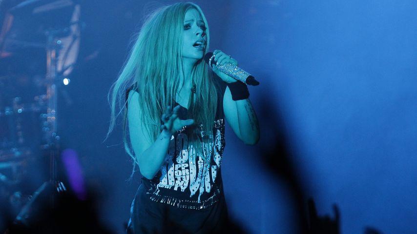 Avril Lavigne leidet an geheimnisvoller Krankheit