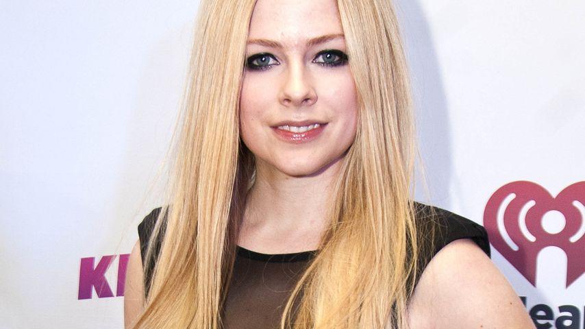 Schwer erkrankt: Avril Lavigne hatte Todes-Angst!