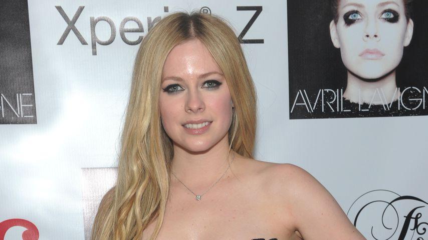 Avril Lavigne, 2013
