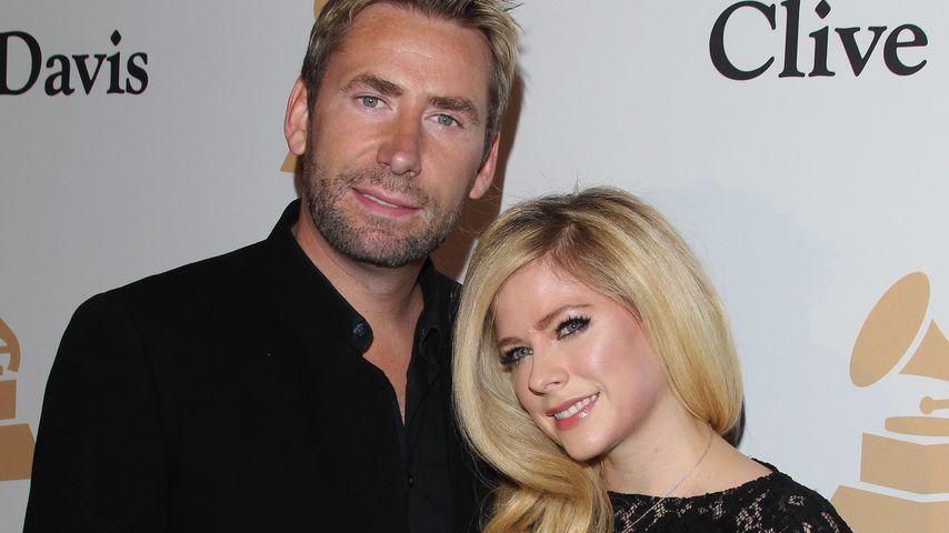 Pärchen-Auftritt: Liebes-Comeback für Avril Lavigne & Chad?
