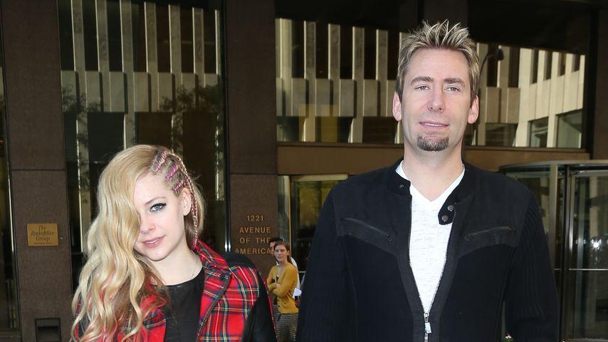 Avril Lavigne und Chad Kroeger