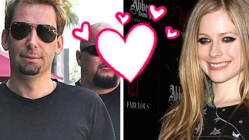 Verlobt - Avril Lavigne liebt Nickelback-Frontman!