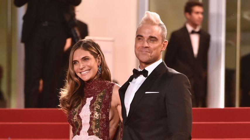 Neue Karriere? Robbie Williams & Ehefrau Ayda wollen ins TV!