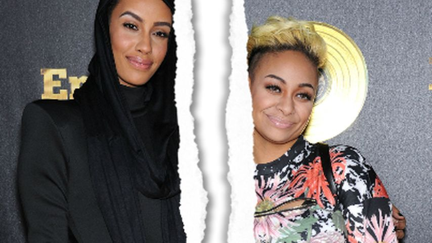 """Bill Cosby""-Star Raven Symone: Trennung von Model-Freundin!"