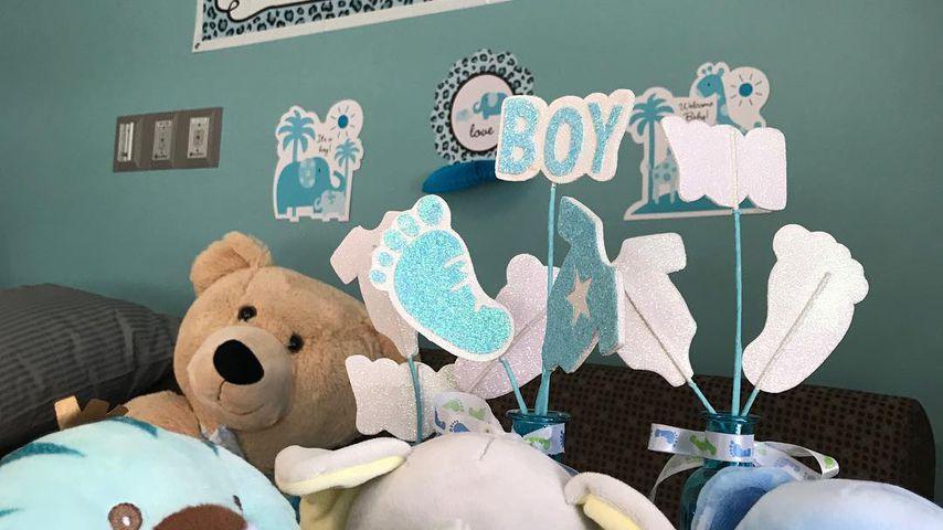 Babygeschenke zur Geburt des Sohns von Bastian Schweinsteiger und Ana Ivanovic