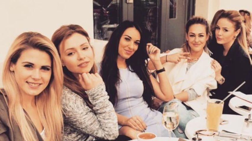 Die Bachelor-Girls unter sich: Lästern sie hier über Oli?