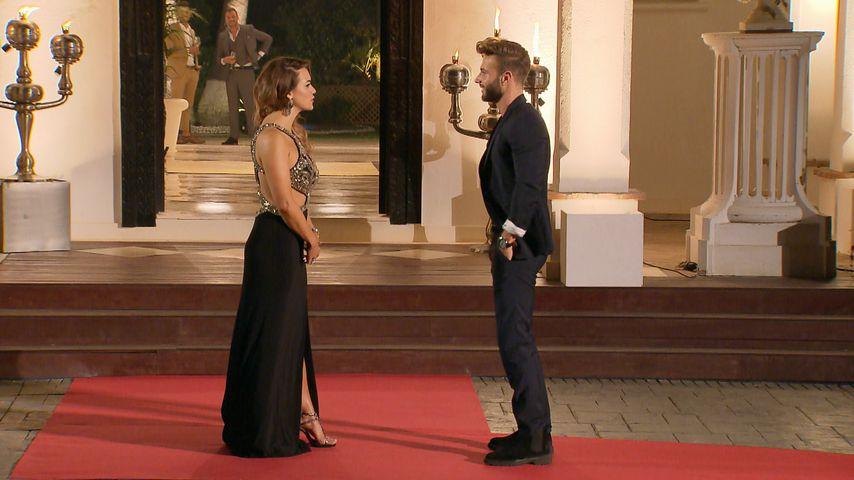 Bachelorette Jessica Paszka und Julian Evangelos
