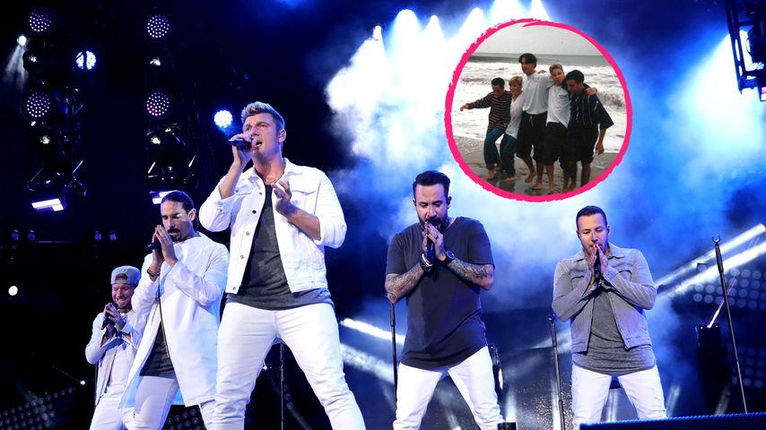 1993 fing alles an: Die Backstreet Boys feiern 27. Jubiläum!