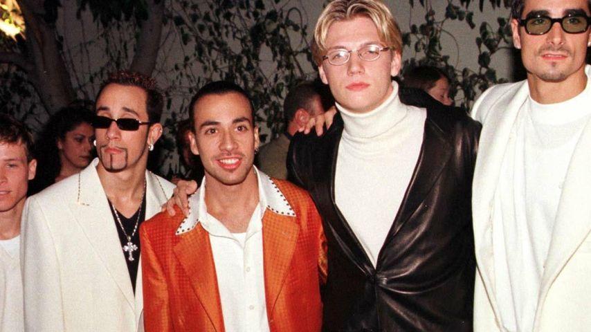 Keine Slips mehr für die Backstreet Boys