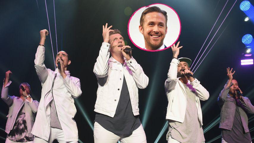 AJ fragte ihn: Ryan Gosling sollte ein Backstreet Boy werden