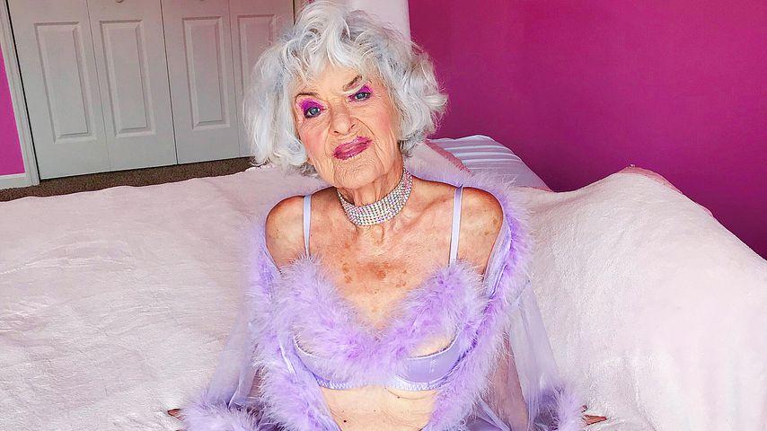 Insta-Star Baddie Winkle: Sie feiert schon 90. Geburtstag!