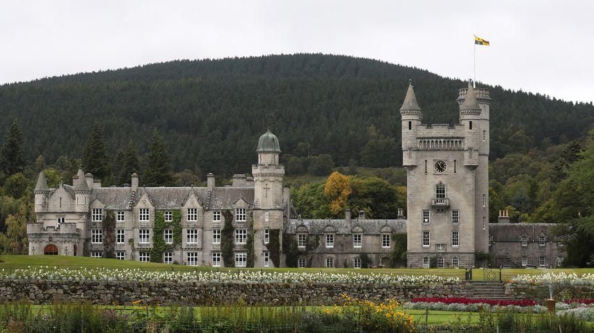 Balmoral Castle, Sommerresidenz von Queen Elizabeth II.