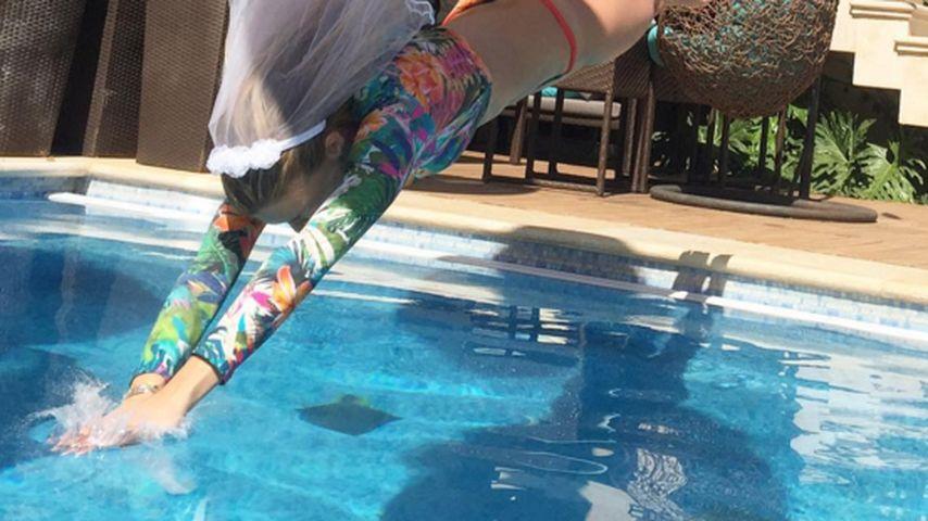 Sie ist bereit: Bar Refaeli springt kopfüber ins Ehe-Glück