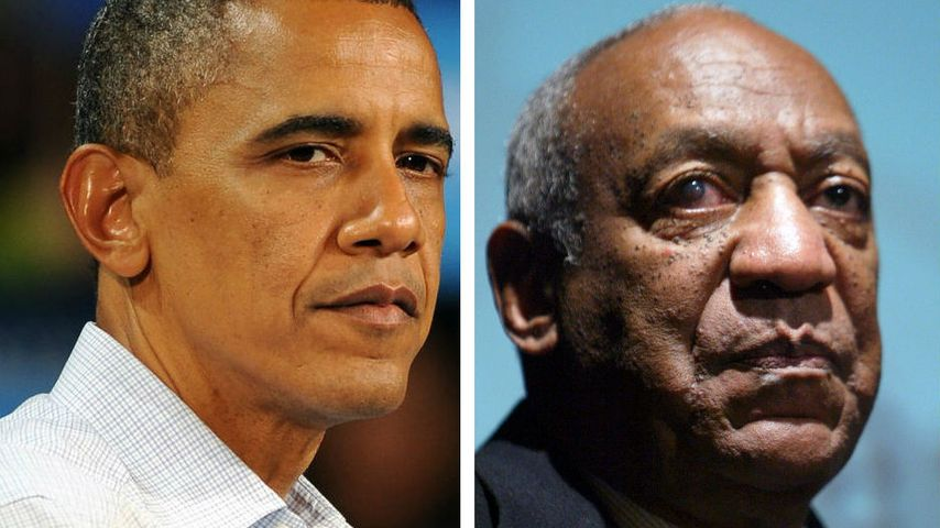 Bill-Cosby-Skandal: Jetzt äußert sich Präsident Obama