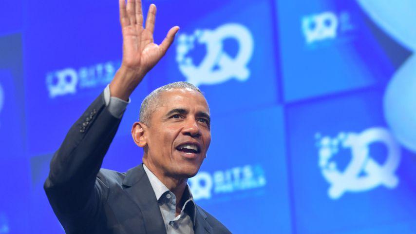 Wiesn-Plauderei: Obama würde Lederhose für Michelle tragen