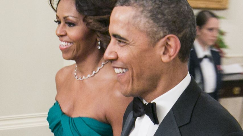 Barack Obama und Michelle Obama