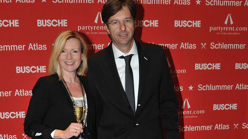 Barbara Eligmann und ihr Ehemann Thomas Justus