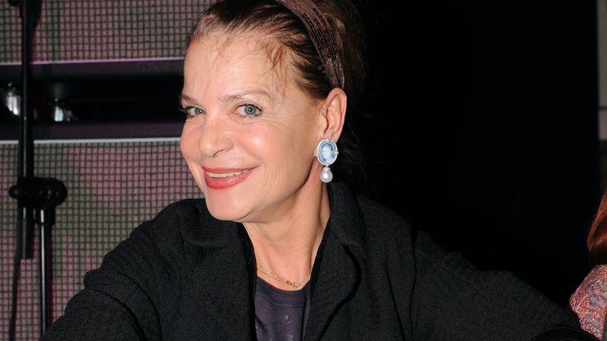 Barbara Engel auf einem Konzert in München im Januar 2009