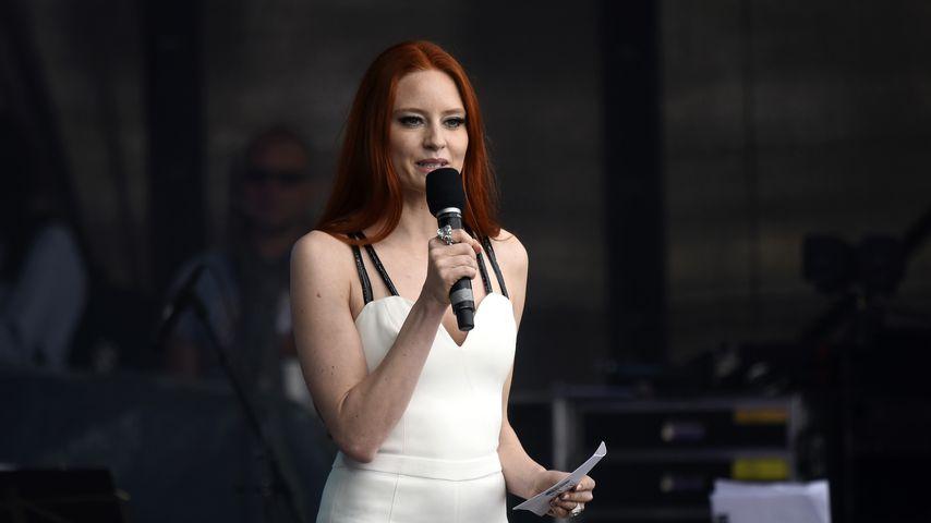 Barbara Meier im Mai 2019 in Wien