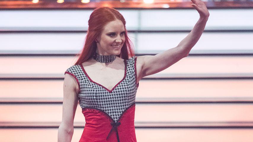 """Barbara Meier bei der großen """"Let's Dance""""-Kennenlernshow"""