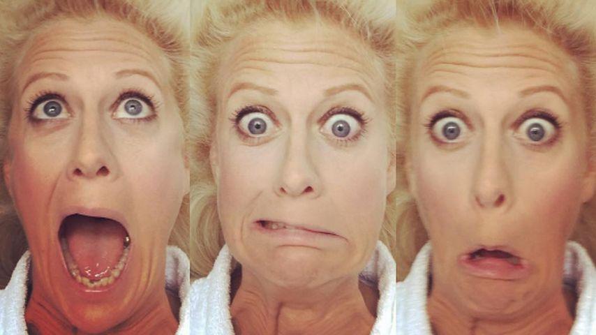 Im Instagram-Fieber: Barbara Schöneberger als Selfie-Queen?