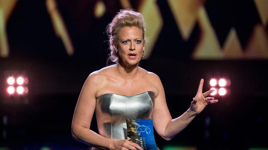 Barbara Schöneberger beim Bayerischen Fernsehpreis 2018