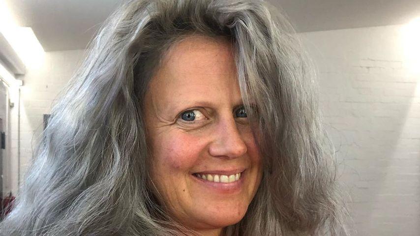 Wie Birgit Schrowange? Barbara Schönebergers Haare nun grau!