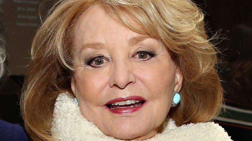 """Absurd: """"The View""""-Barbara Walters plant eigene Beerdigung!"""