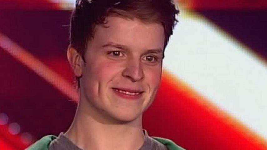 X Factor: Rapper Barne versucht erneut sein Glück!