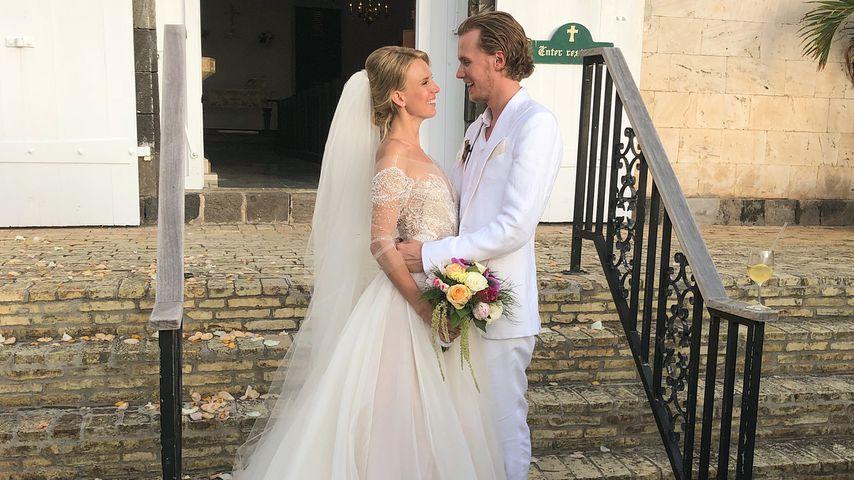 Barron Hilton mit seiner Frau Tessa