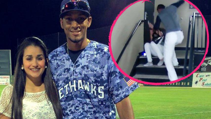 Baseball-Star verprügelte Freundin: Jetzt sind sie verlobt!