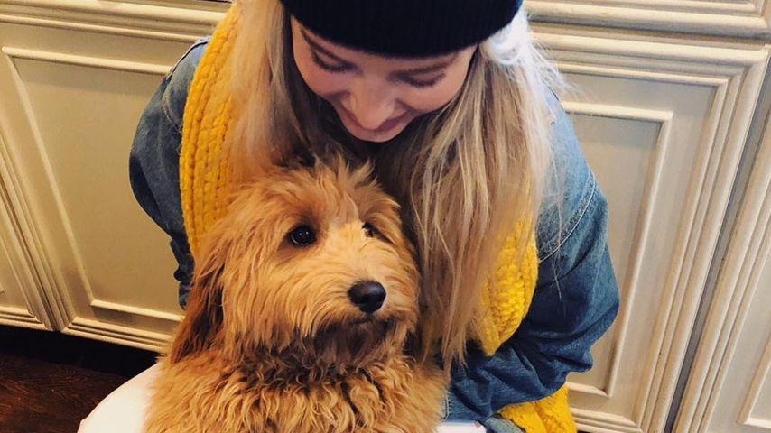 Baskin Champion mit Hund Charlie