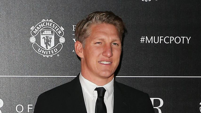 Bastian Schweinsteiger bei den Manchester United Player of the Year Awards 2016