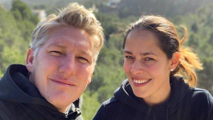 Anas Geburtstag: So süß gratuliert Bastian Schweinsteiger