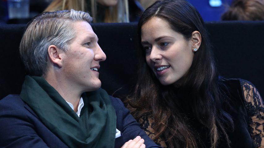 Bastian Schweinsteiger und Ana Ivanovic im Jahr 2016