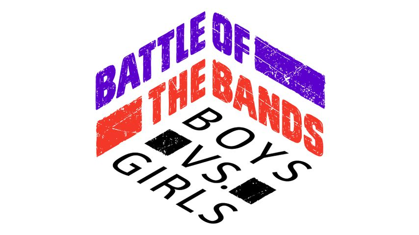 """""""Battle of the Bands""""-Logo"""