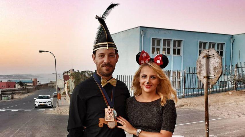 Bauer Gerald und Anna Heiser, August 2019