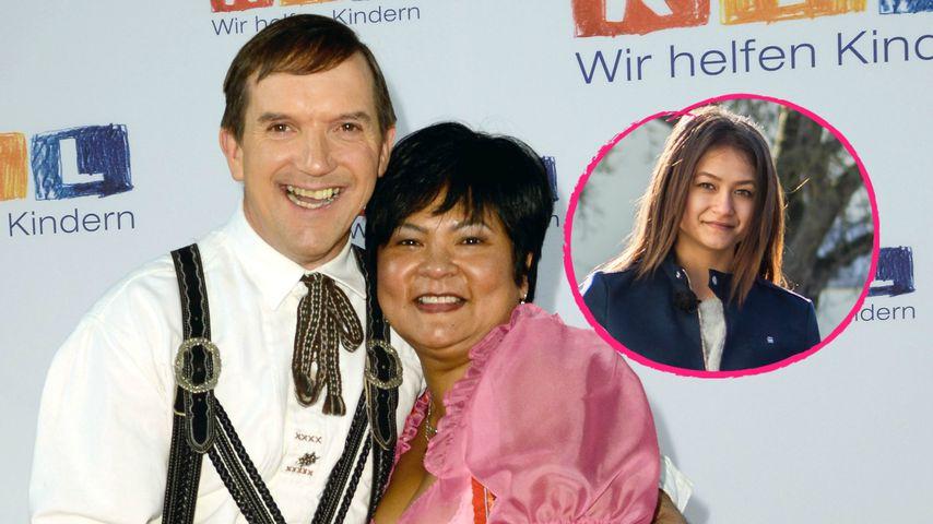 Narumol megahappy: Josef will ihre Tochter Jenny adoptieren