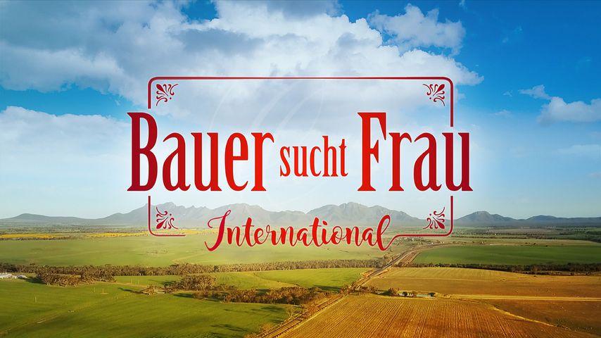 """Bauer sucht Frau International""-Logo"