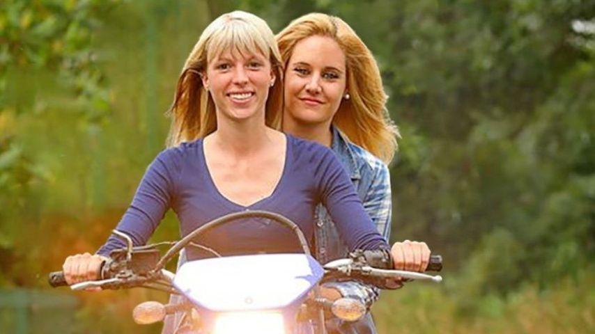 Huch! Was macht BsF-Janine mit der blonden Helen?